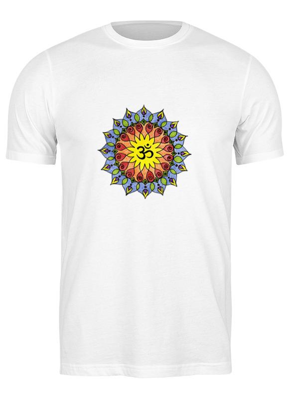 Фото - Printio Футболка классическая Символ ом printio футболка классическая 3 индийских символа для счастливой жизни