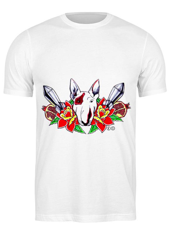 Printio Футболка классическая Петя буль т футболка wearcraft premium printio петя буль т