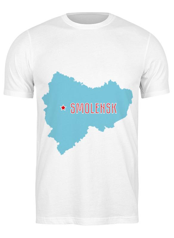 Printio Футболка классическая Смоленская область. смоленск