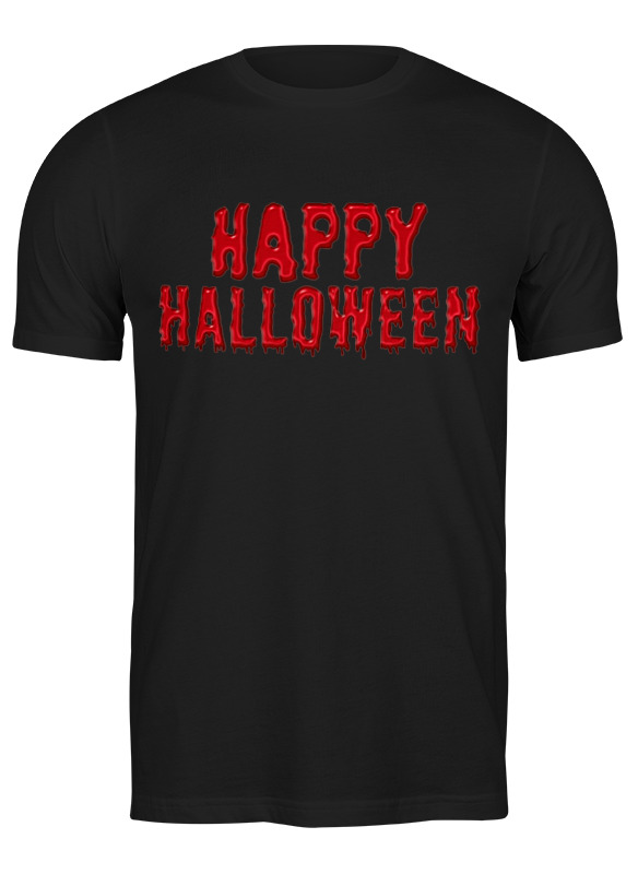 Printio Футболка классическая Happy halloween недорого