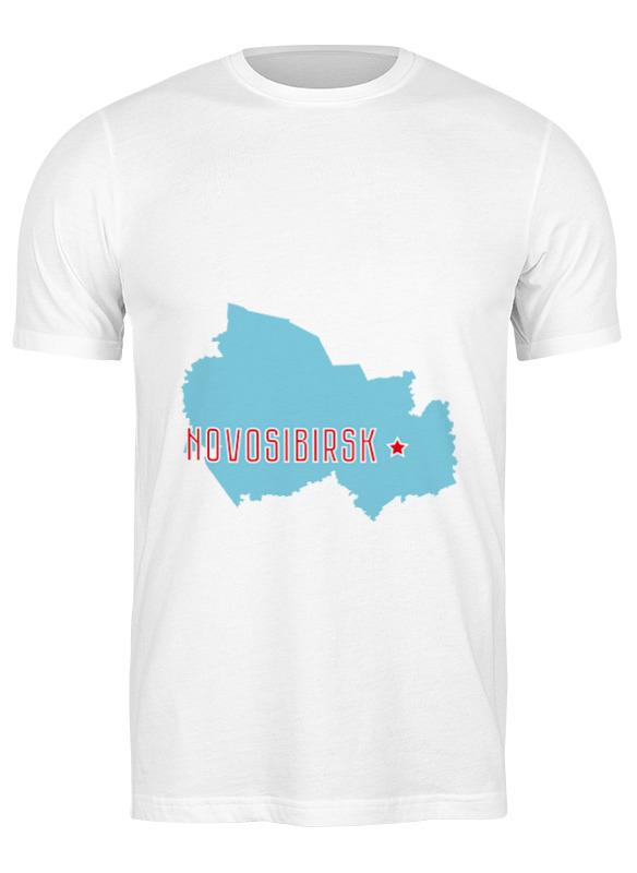 Printio Футболка классическая Новосибирская область. новосибирск