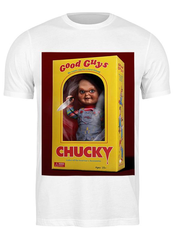 Printio Футболка классическая Чаки / chucky / проклятие чаки / curse of chucky