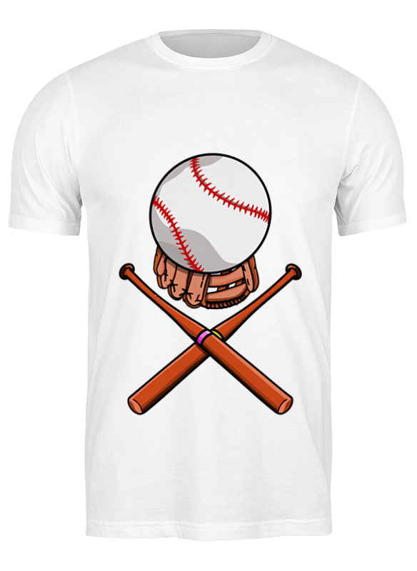 Printio Футболка классическая Бейсбол