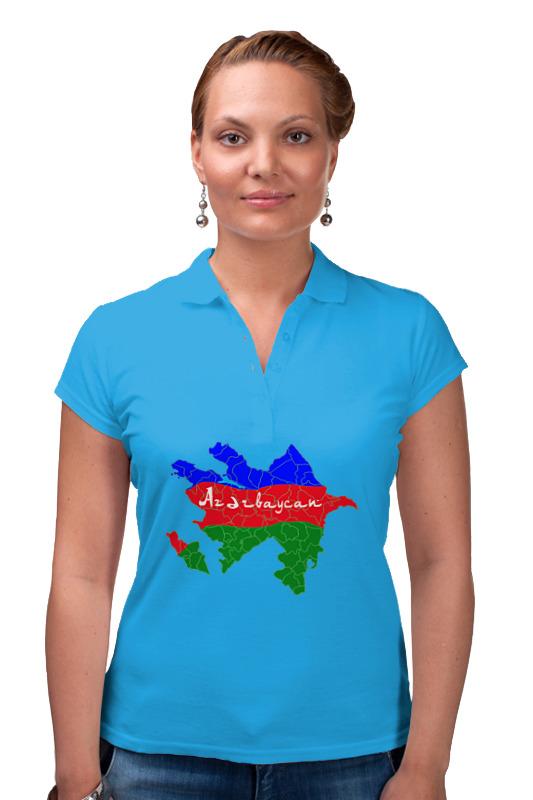 Printio Рубашка Поло Азербайджан рубашка поло sevenext mr 20 11