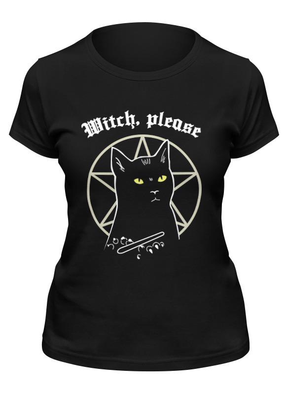 Фото - Printio Футболка классическая Witch please printio футболка классическая witch house