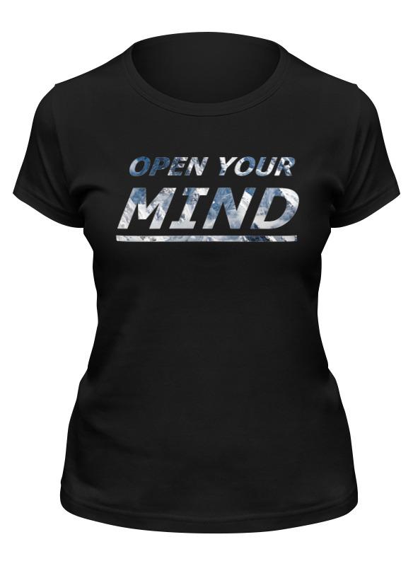 Фото - Printio Футболка классическая Open your mind printio футболка классическая open your mind