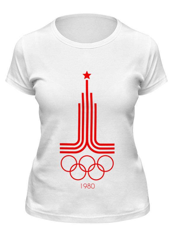 Printio Футболка классическая Олимпиада 80