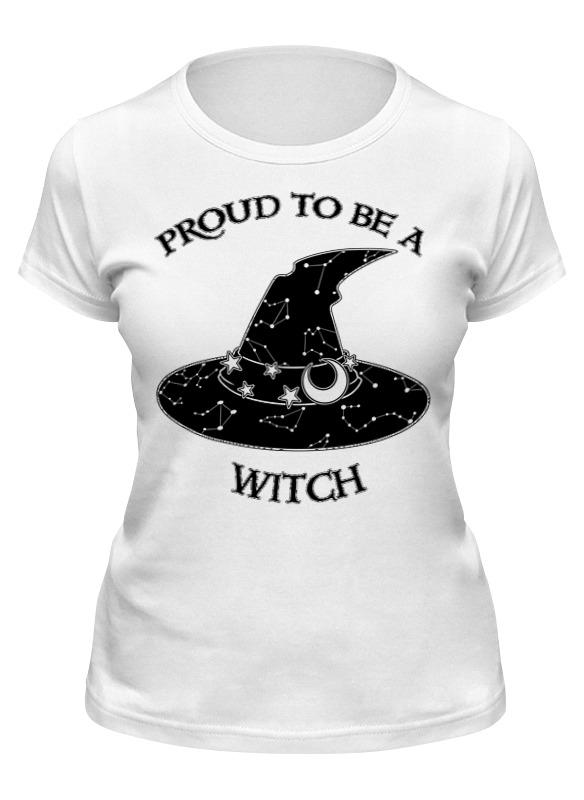 Фото - Printio Футболка классическая Proud to be a witch printio футболка классическая witch house