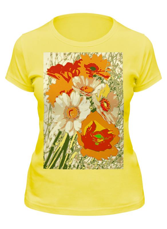 Printio Футболка классическая Цветы цветы