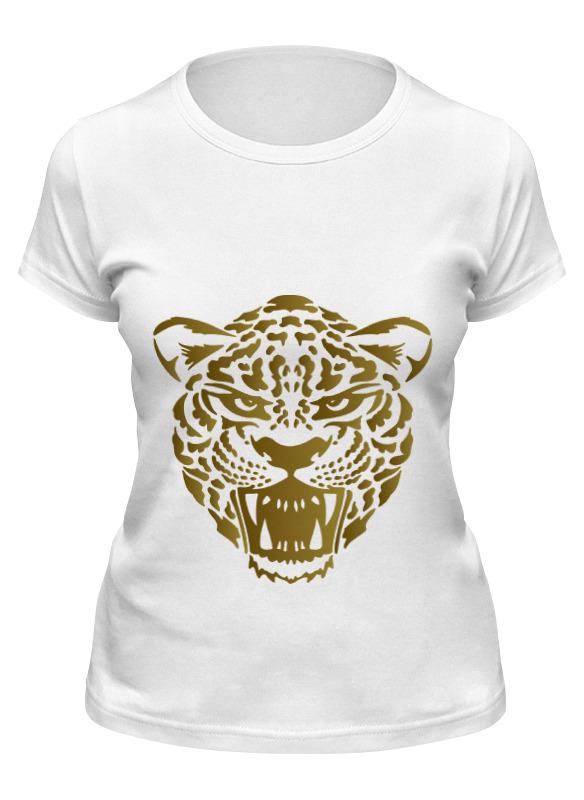 Printio Футболка классическая Леопард