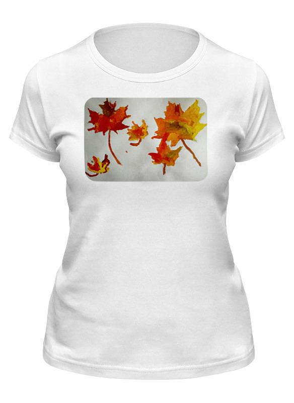 Printio Футболка классическая Осенние листья