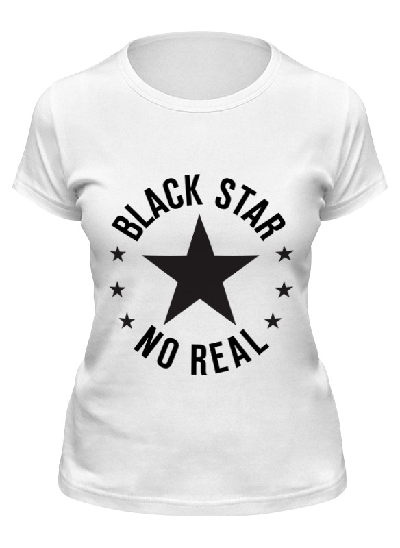Printio Футболка классическая Black star