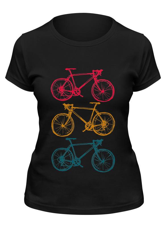 Printio Футболка классическая Велосипеды