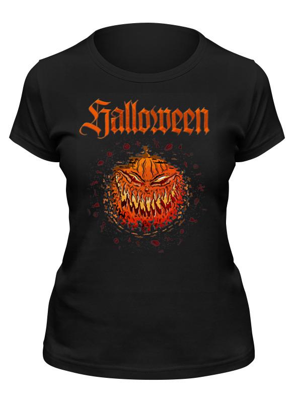 Printio Футболка классическая Halloween printio футболка классическая nikola soyak