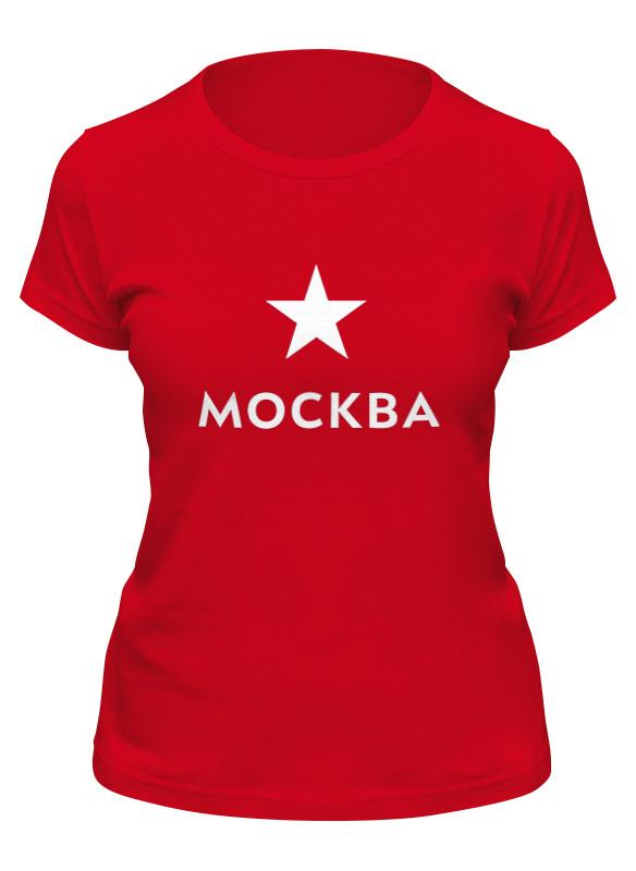 Printio Футболка классическая Логотип москвы