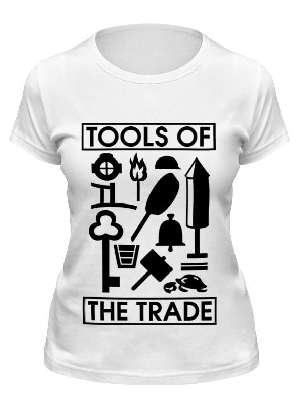 Printio Футболка классическая Инструменты торговли (профессии)