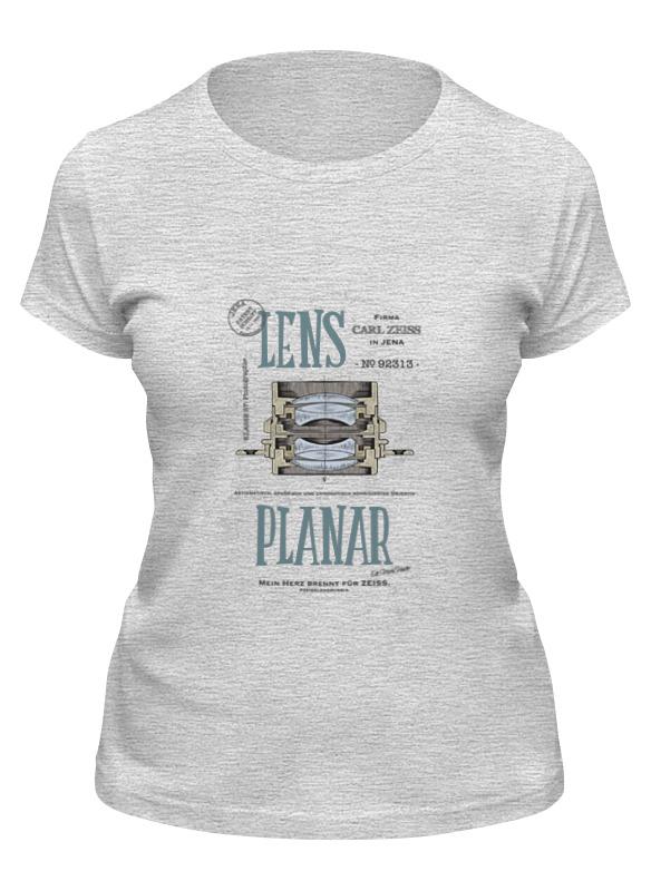 Printio Футболка классическая Lens planar