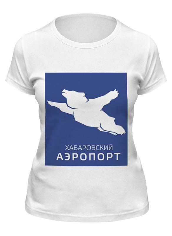 Printio Футболка классическая Хабаровский аэропорт