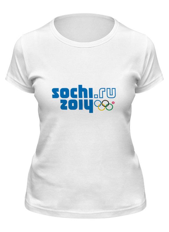 Printio Футболка классическая Sochi 2014 толстовка
