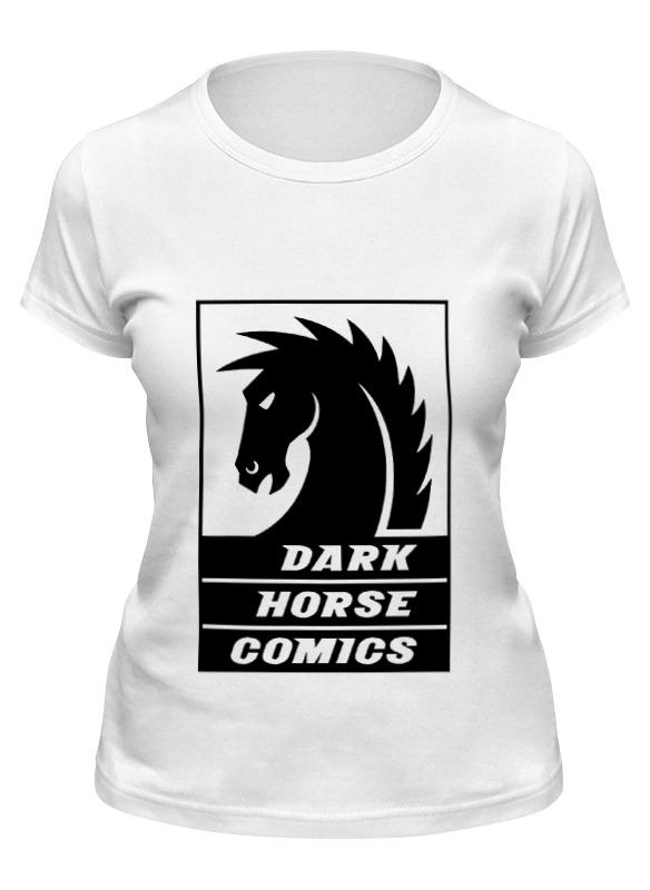 printio dark horse comics Printio Футболка классическая Dark horse comics