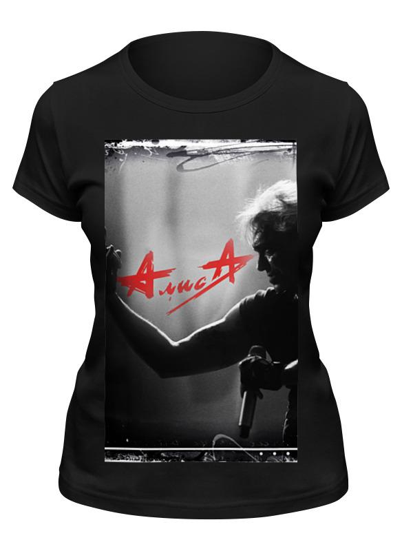 Printio Футболка классическая Алиса printio футболка классическая алиса 35 моя светлая русь кинчев