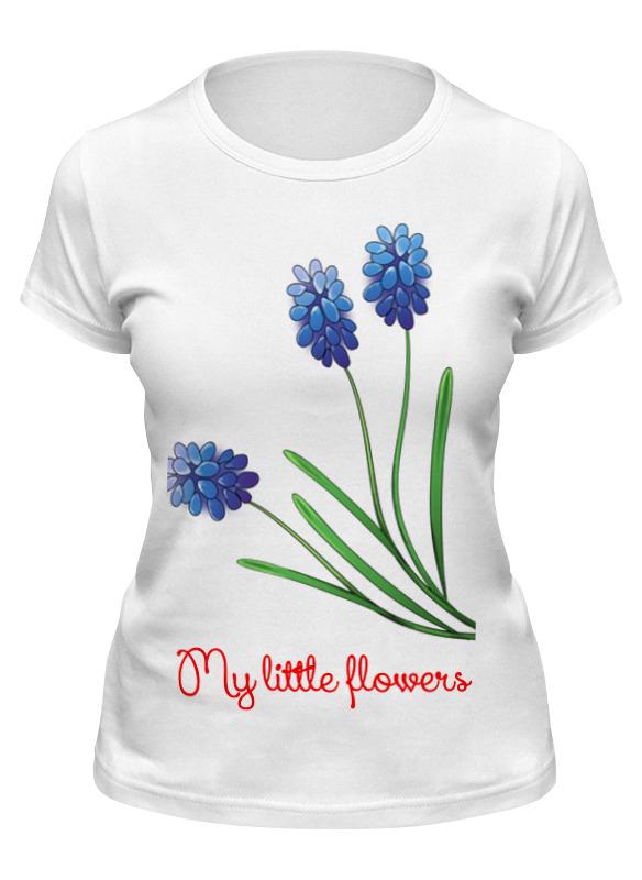 Printio Футболка классическая Маленькие цветы