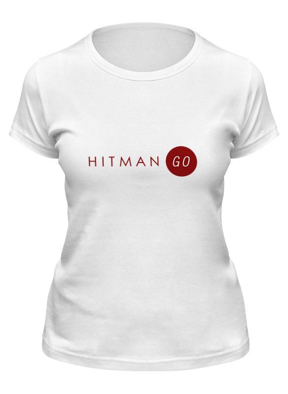 printio hitman Printio Футболка классическая Hitman