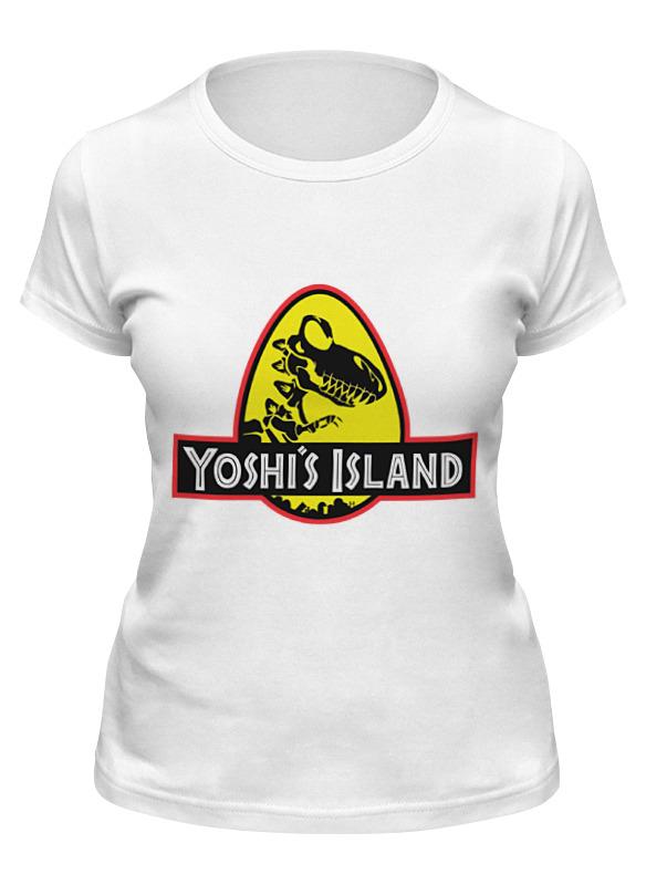 Printio Футболка классическая Yoshi (mario) футболка классическая printio yoshi mario