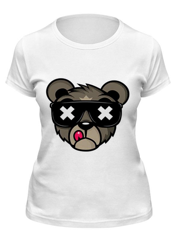 Printio Футболка классическая Crew five cali bear printio футболка классическая crew five cali bear