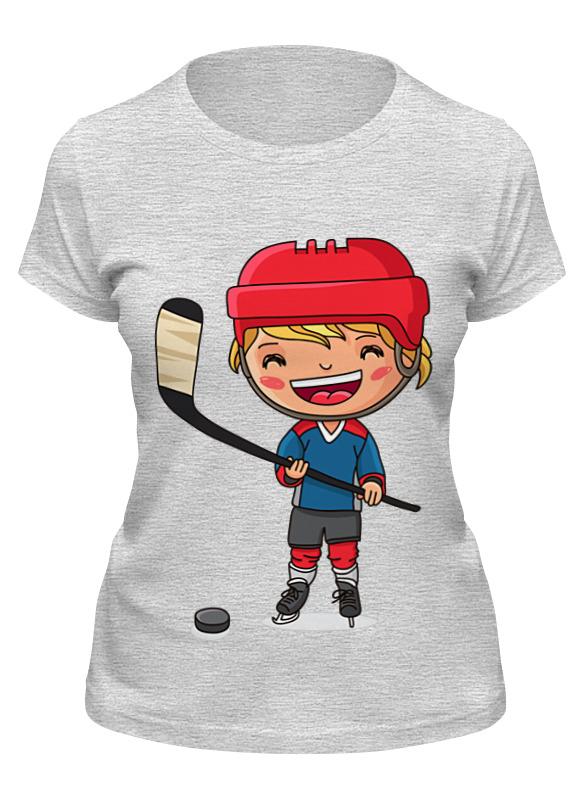 Printio Футболка классическая Хоккеист
