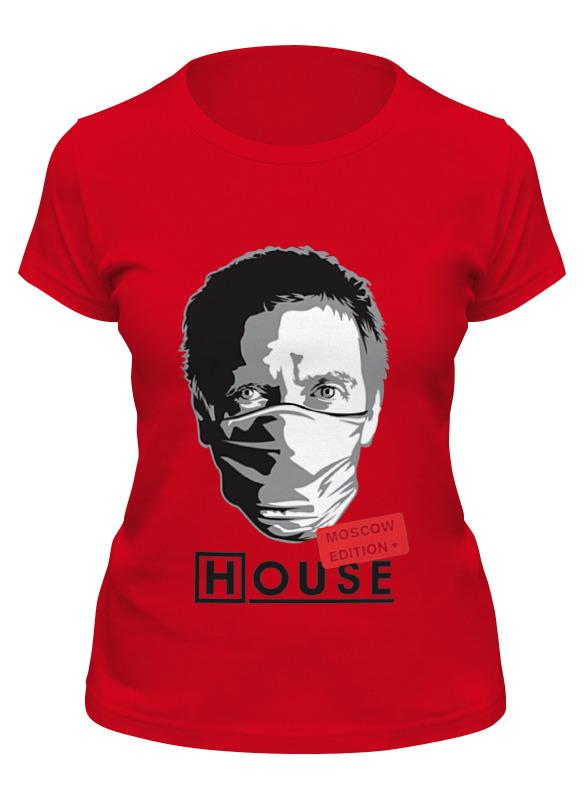 Фото - Printio Футболка классическая Dr house printio футболка классическая witch house