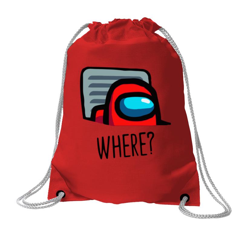 Printio Хлопковый рюкзак Кто? где?