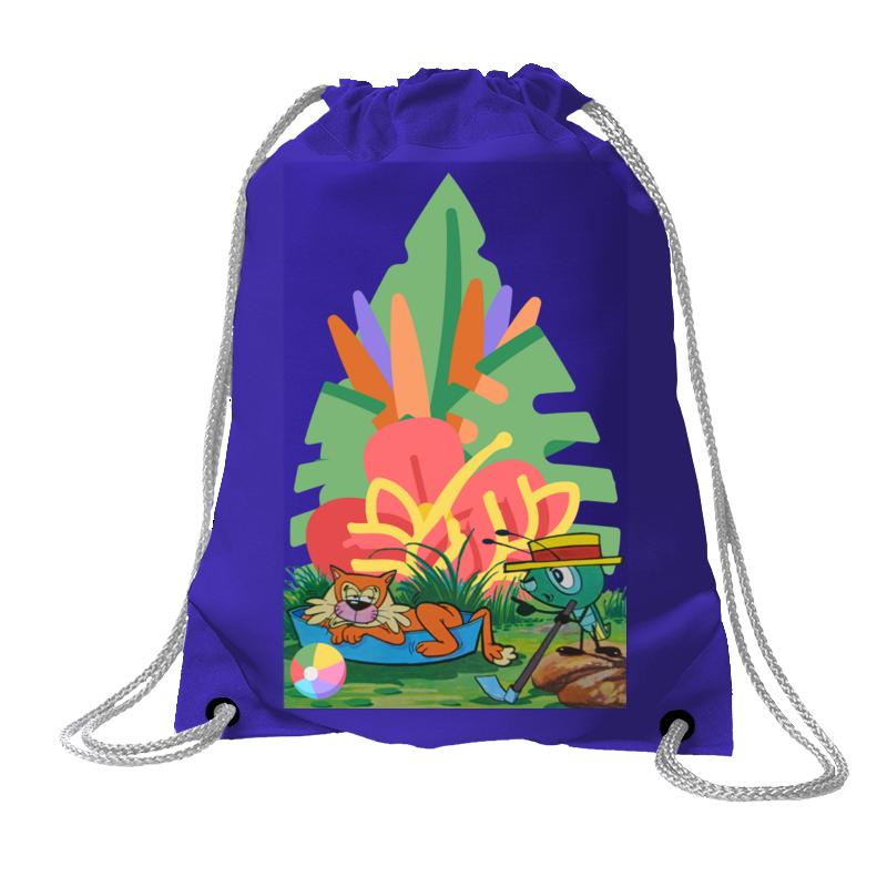 Printio Хлопковый рюкзак Мульт.