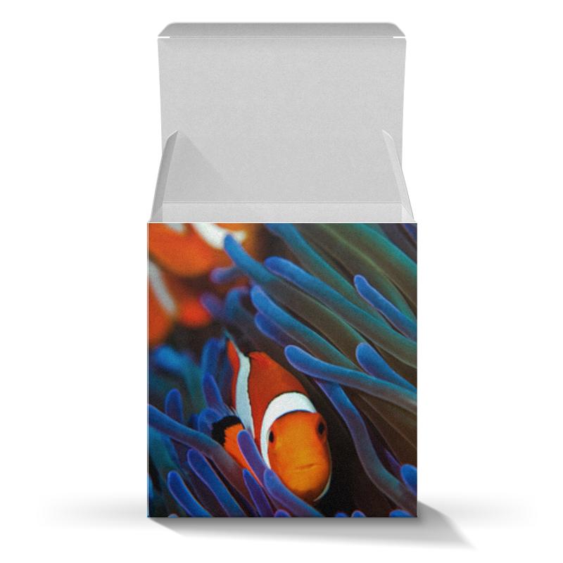 Printio Коробка для кружек Семейка клоунфиш printio коробка для кружек рыба крылатка