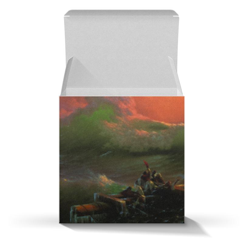 Printio Коробка для кружек Девятый вал (картина айвазовского)