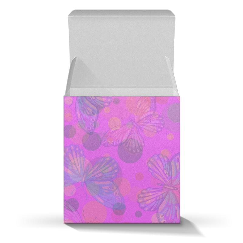 Printio Коробка для кружек Розовая нежность.