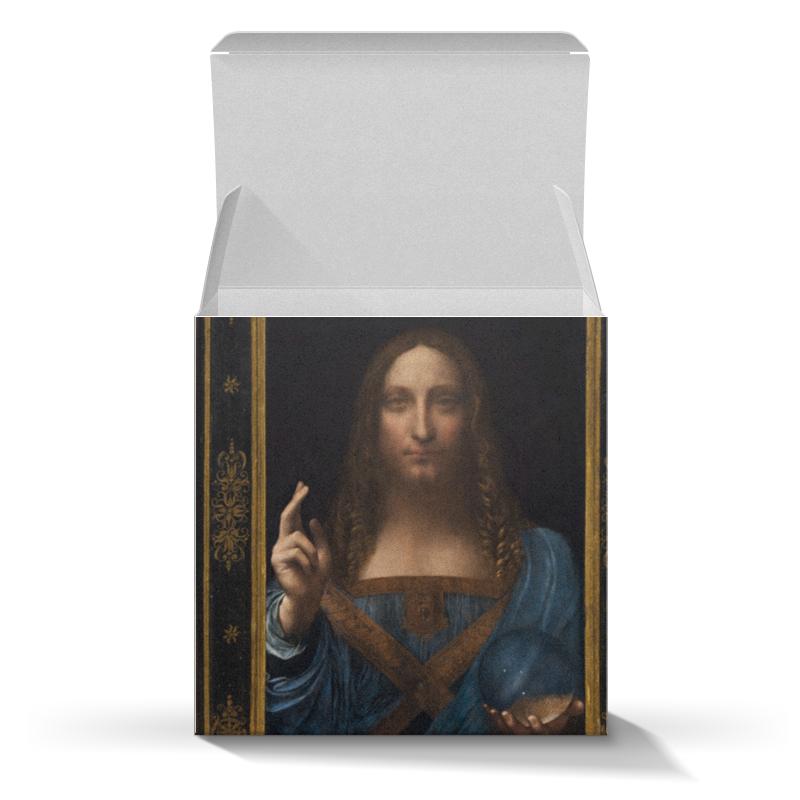 Фото - Printio Коробка для кружек Спаситель мира леонардо да винчи printio коробка для кружек ковид царь мира