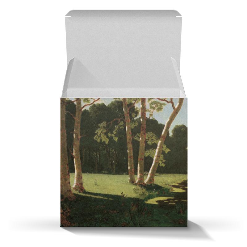 Printio Коробка для кружек Картины архипа куинджи картины