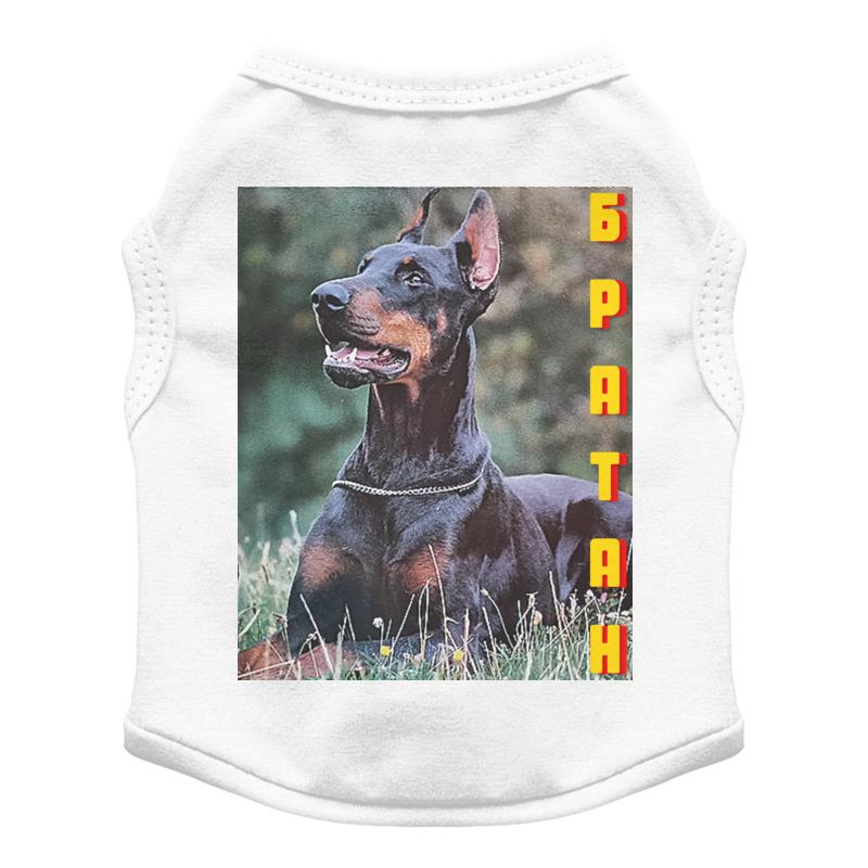 Printio Футболка для собак Братан.