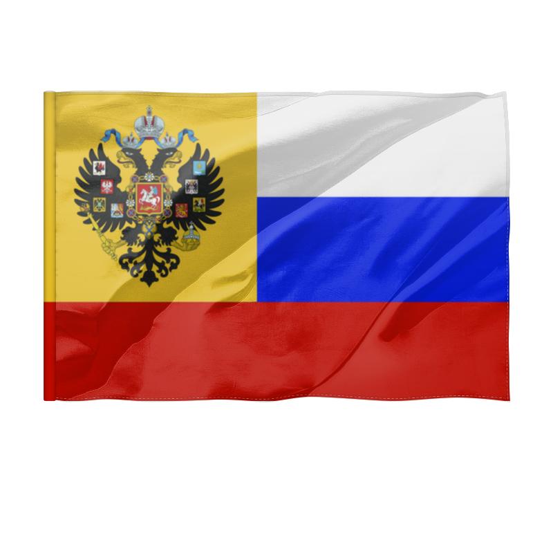 Printio Флаг 135×90 см Флаг российской империи (1914)