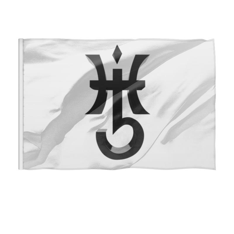 Printio Флаг 135×90 см The shattered mirage