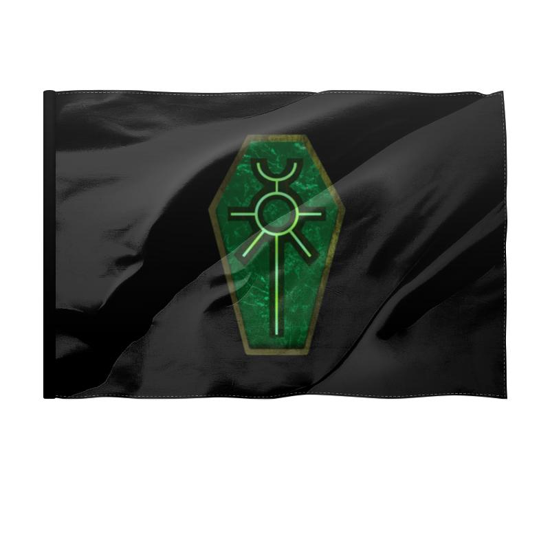 Printio Флаг 150×100 см Некроны