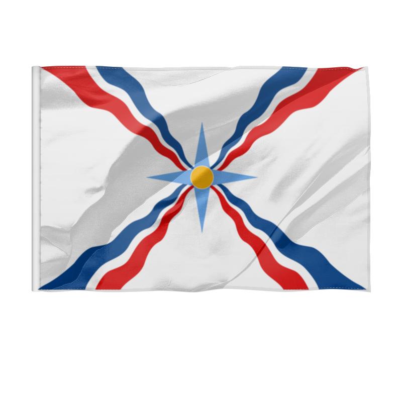 Printio Флаг 150×100 см Made in assyria