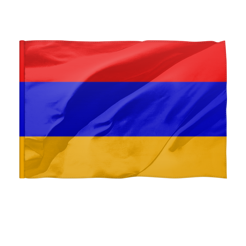 Printio Флаг 150×100 см Флаг армении