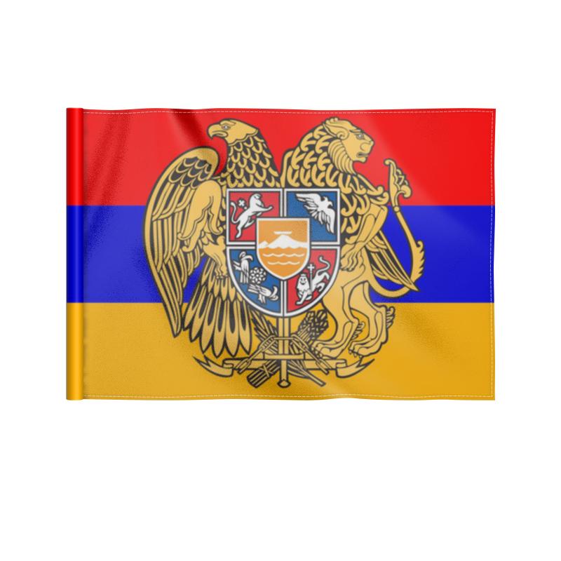 Printio Флаг 22×15 см Флаг армении