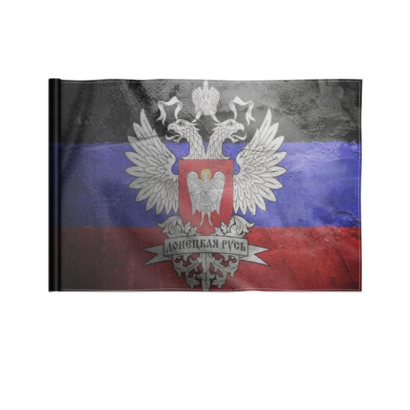 Printio Флаг 22×15 см Донецкая республика