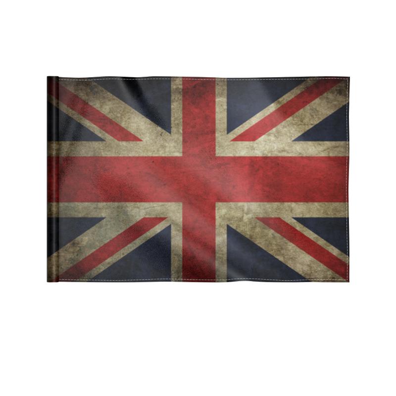 Printio Флаг 22×15 см Британский флаг