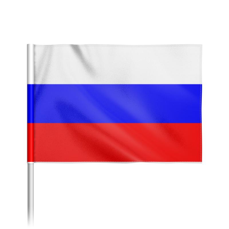 Printio Флаг 22×15 см Российская федерация