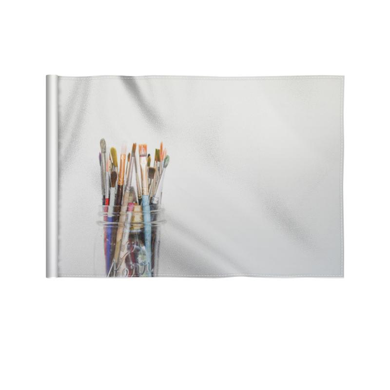 Printio Флаг 22×15 см Кисти