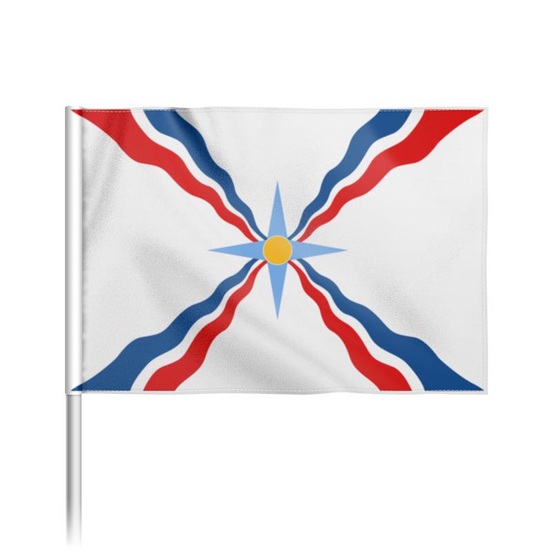Printio Флаг 22×15 см Made in assyria